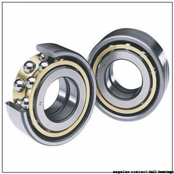 40 mm x 80 mm x 30.2 mm  KOYO 5208-2RS angular contact ball bearings