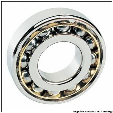 8 mm x 22 mm x 7 mm  SKF 708 CD/P4AH angular contact ball bearings