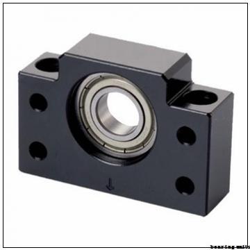 30 mm x 12 mm x 25 mm  NKE PTUEY30 bearing units