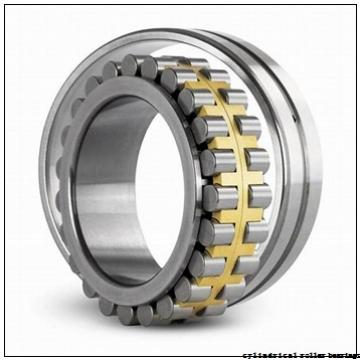 100 mm x 215 mm x 47 mm  NTN NU320E cylindrical roller bearings