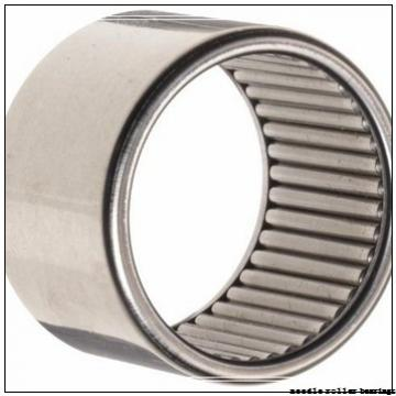 6 mm x 17 mm x 10 mm  Timken NAO6X17X10 needle roller bearings