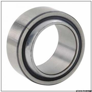 18 mm x 42 mm x 23 mm  ISB SSR 18 plain bearings