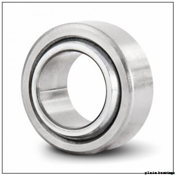 40 mm x 105 mm x 27 mm  ISO GW 040 plain bearings