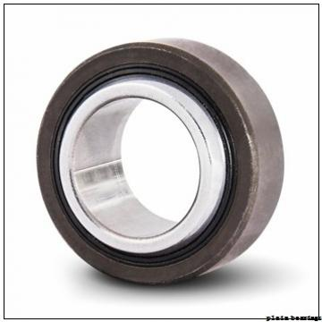 160 mm x 260 mm x 135 mm  ISO GE 160 HCR-2RS plain bearings