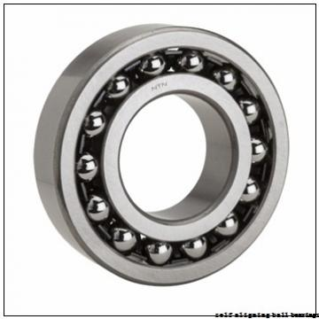 100 mm x 180 mm x 46 mm  SKF 2220K self aligning ball bearings