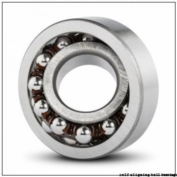40 mm x 80 mm x 23 mm  ISO 2208 self aligning ball bearings