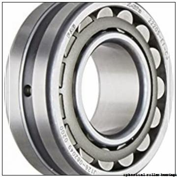 95 mm x 170 mm x 43 mm  NKE 22219-E-K-W33+H319 spherical roller bearings