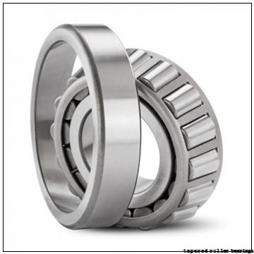 25,4 mm x 62 mm x 20638 mm  FBJ 15100/15245 tapered roller bearings