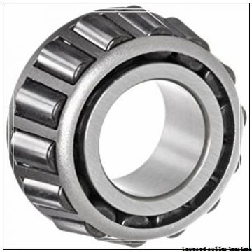 25 mm x 52 mm x 15 mm  Timken XAA30205/YAA30205 tapered roller bearings