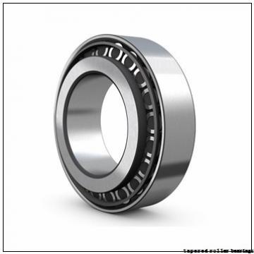 90 mm x 170 mm x 50,5 mm  Gamet 210090/210170P tapered roller bearings