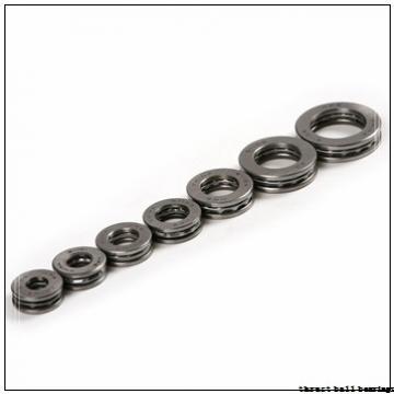 30 mm x 68 mm x 10 mm  FAG 54307 + U307 thrust ball bearings