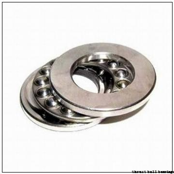 65 mm x 140 mm x 18 mm  ISB 52316 thrust ball bearings