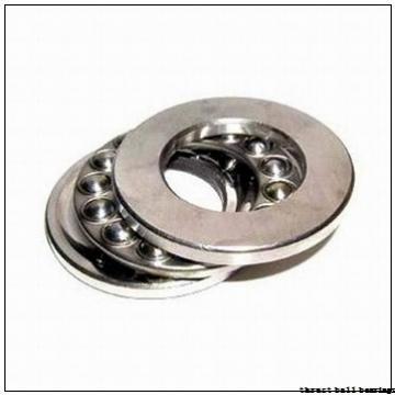85 mm x 180 mm x 60 mm  SKF NU 2317 ECM thrust ball bearings