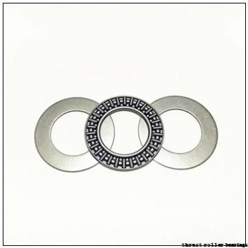 40 mm x 60 mm x 3,5 mm  NBS 81108TN thrust roller bearings