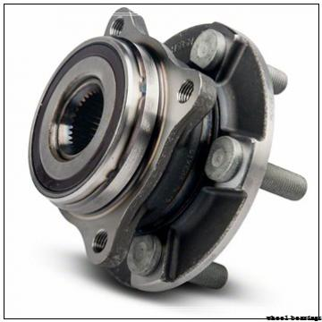 Toyana CX127 wheel bearings