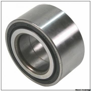 Toyana CX534 wheel bearings