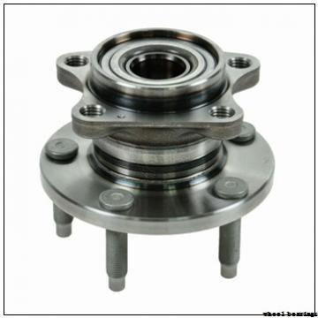 Toyana CX604 wheel bearings