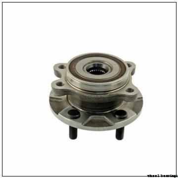 Toyana CX016 wheel bearings