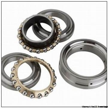30 mm x 62 mm x 15 mm  NACHI 30TAB06-2LR thrust ball bearings