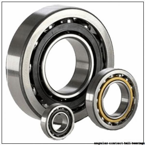 80 mm x 125 mm x 20,25 mm  NACHI 80TBH10DB angular contact ball bearings #3 image