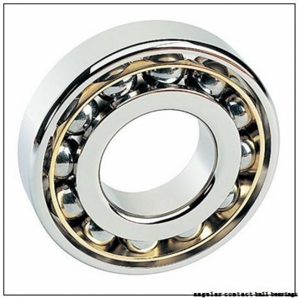 45 mm x 75 mm x 16 mm  NSK 7009 A angular contact ball bearings #3 image