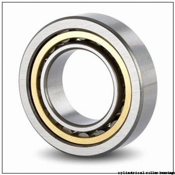 85 mm x 150 mm x 28 mm  NKE NJ217-E-TVP3 cylindrical roller bearings #1 image