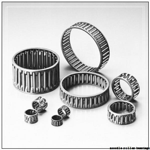 20 mm x 38 mm x 3,2 mm  INA AXW20 needle roller bearings #2 image