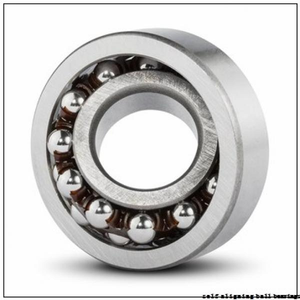 85 mm x 150 mm x 36 mm  ISO 2217 self aligning ball bearings #1 image