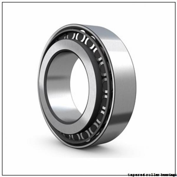 41,275 mm x 93,662 mm x 31,75 mm  Timken 49162/49368 tapered roller bearings #1 image