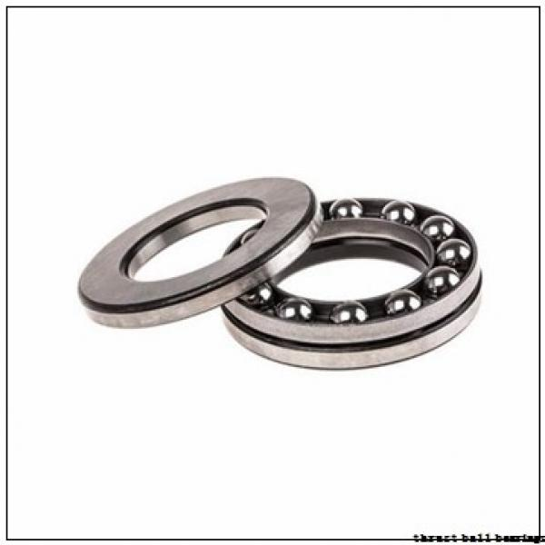 ISB NB1.25.0455.201-2PPN thrust ball bearings #2 image