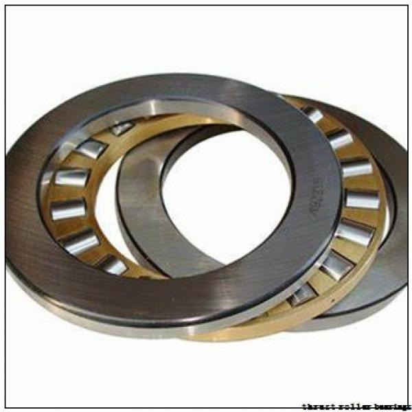 120 mm x 180 mm x 25 mm  IKO CRBH 12025 A thrust roller bearings #1 image