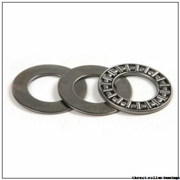 250 mm x 355 mm x 40 mm  IKO CRB 40070 thrust roller bearings #1 image