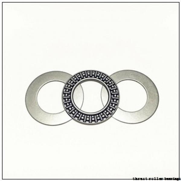 250 mm x 310 mm x 25 mm  ISB CRB 25025 thrust roller bearings #3 image