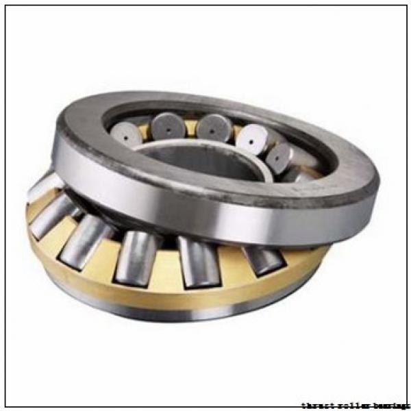 250 mm x 355 mm x 40 mm  IKO CRB 40070 thrust roller bearings #3 image